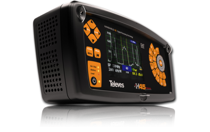 Fresh Tech | Televes Compact & Affordable Spectrum Analyzer