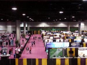 SCTE EXPO 2013 show floor